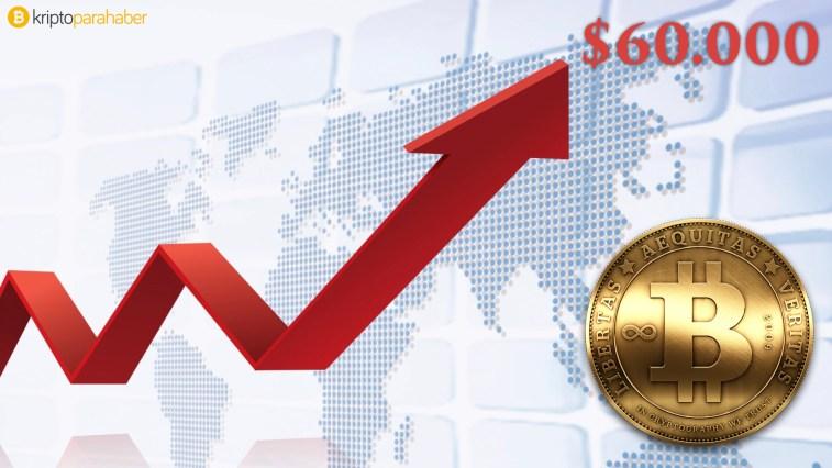 """Julian Hosp: """"Bitcoin bu yıl 60 bin dolara ulaşacak."""""""