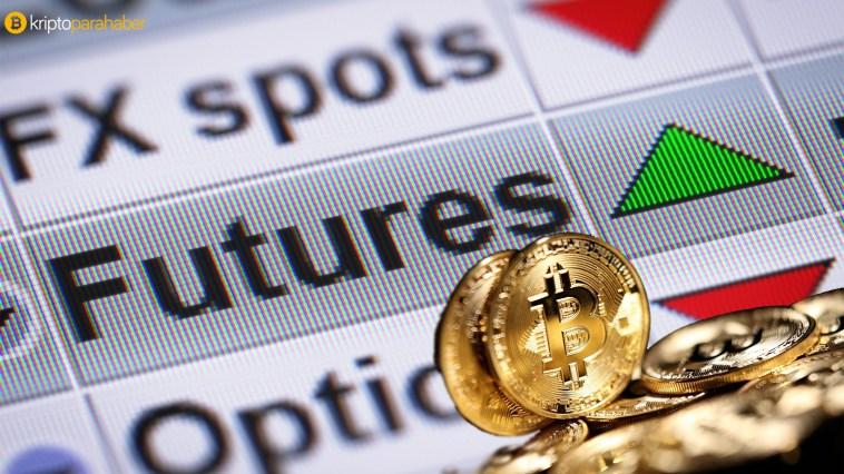 bitcoin futures - kripto para haber