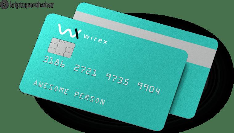Artık Ethereum Wirex Card üzerinde işlem açık!