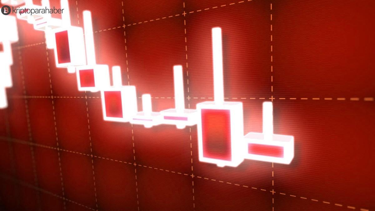 14 Ağustos kripto para piyasası hızlı düşüşler ile devam ediyor