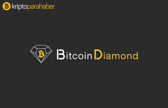 Binance Bitcoin Diamond (BCD) tokenini ticareti açtıktan sonra BCD %200 arttı
