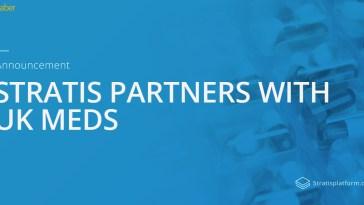 UK Meds Stratis (STRAT) tokeni ile reçeteleri takip edecek