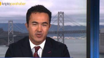"RBC CEO'su Mitch Steves : ""Wall Street'in henüz kripto pazarına girmedi"""