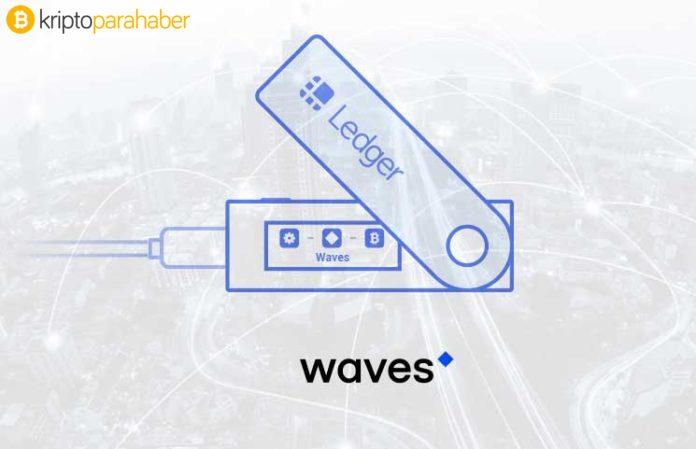 Waves (WAVES) Ledger