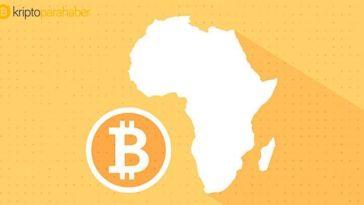 Afrika'da kripto ve Bitcoin Googlearamalarında birinci