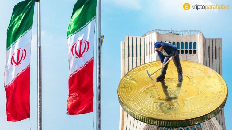 İran'da Bitcoin