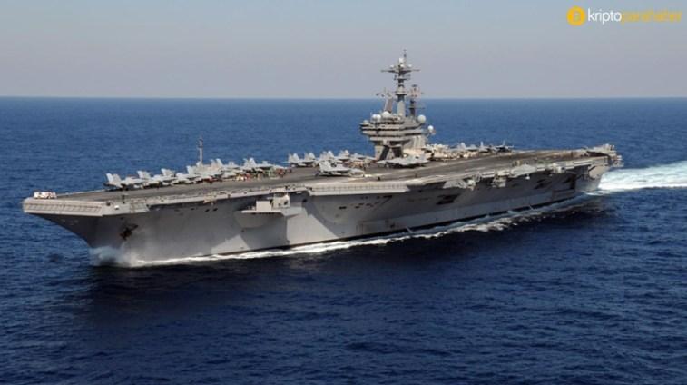 ABD donanması izleme sistemini geliştirmek için Blockchain araştırması başlattı