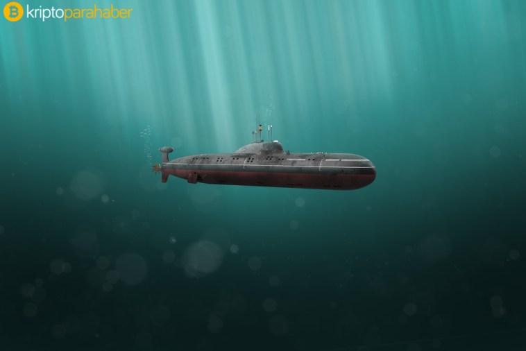 Denizaltı swapları açıklandı!