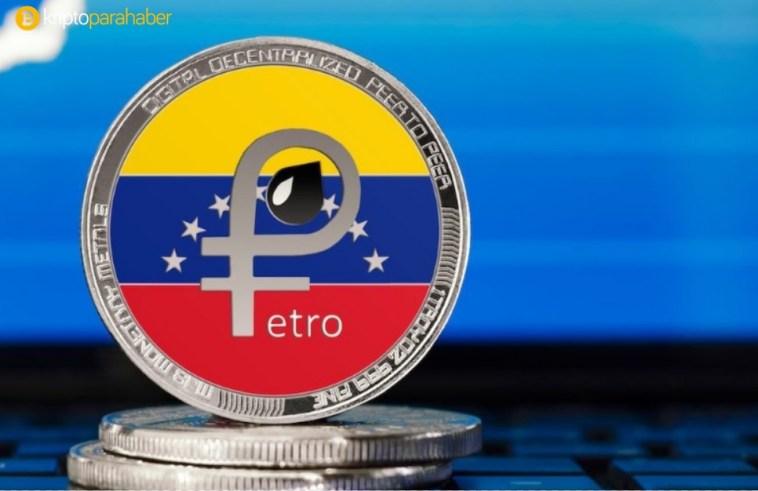 Venezuela, küresel ticarette tartışmalı token Petro'yu kabul edecek