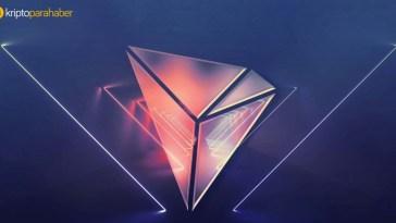 TRON (TRX), Ethereum'dan tacını çalmaya kararlı