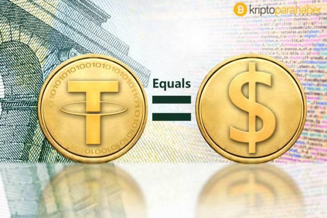 Tether (USDT), ABD dolarına sabitliğini kaybediyor