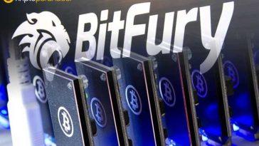 Kripto para madencilik startup'ı Bitfury, kamuya açık olmayı düşünüyor