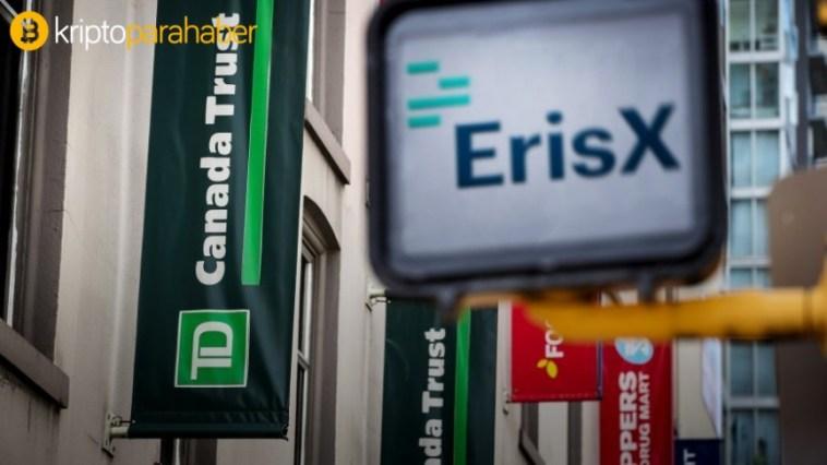 TD Ameritrade şirketinden, ErisX Borsası'na yatırım
