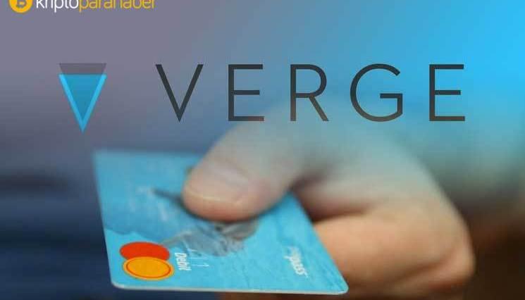Verge projesi XVG Debit Card, code, Wallet ve RSK hakkında ayrıntılı bilgi verdi