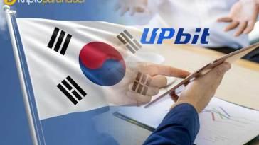 Güney Kore'nin en büyük kripto borası Upbit saldırıya uğradı.
