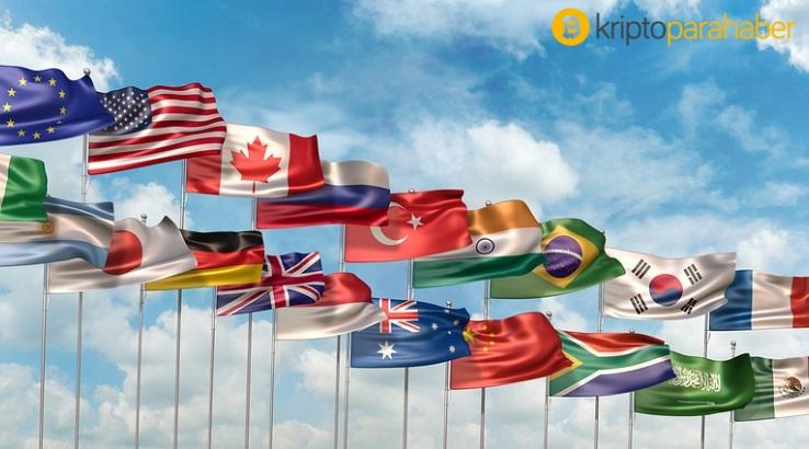 Bitcoin (BTC) parasının benimsenmesinin en yüksek olduğu ülkeler