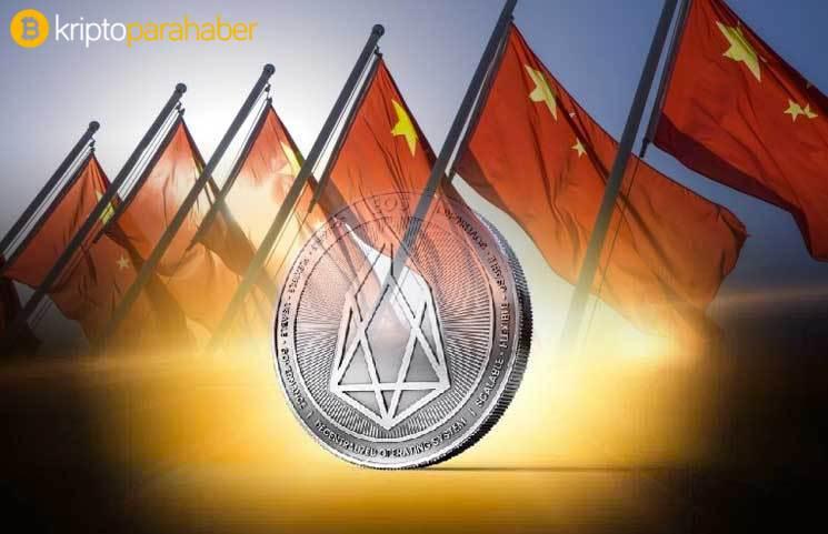 Çin kripto sıralamasını güncelliyor