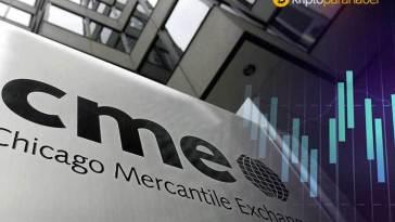 CME Bitcoin vadeli işlemleri yeni bir rekora imza attı!