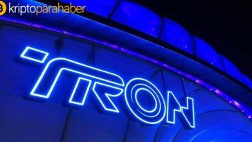 TRON (TRX), popüler stablecoin için yüzde 50 hedef koyuyor