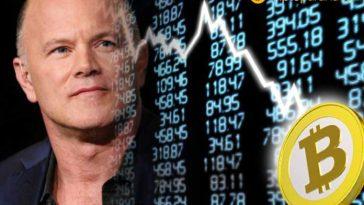 """Mike Novogratz: """"Kripto paralarda korkunç bir ayı piyasası oldu."""""""