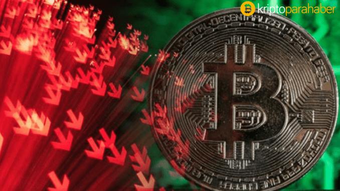 Bitcoin düşüşü: Kripto para kısa vadede alarm veriyor