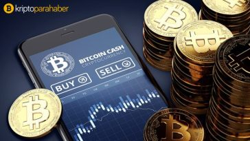 13,67 milyon Bitcoin Cash (BCH) işlem gördü