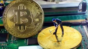 Bitcoin madenciliği kolaylaşıyor, madenci sayısı azalıyor.