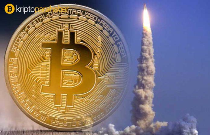 Analistlerden umut verici BTC tahminleri: Bitcoin'in ay'a yolculuğu başladı
