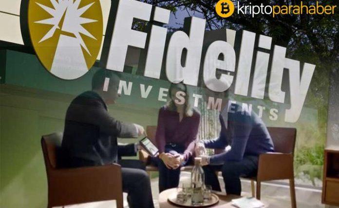 Fidelity kurumsal yatırımcılara hitap edecek