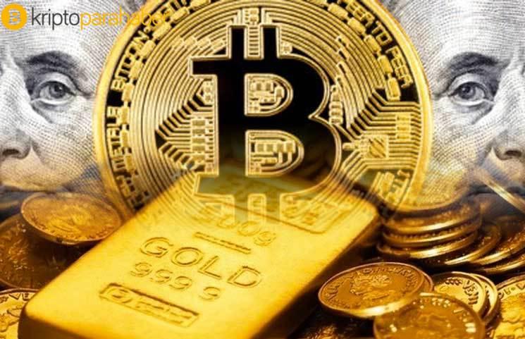 Araştırma: Bitcoin günümüz yatırımcıları için yeni altın!