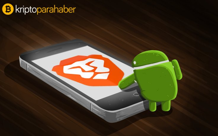Brave'den beklenen özellik: Android kullanıcıları artık kripto para kazanabilir