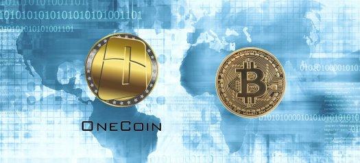 Купить OneCoin за Bitcoin