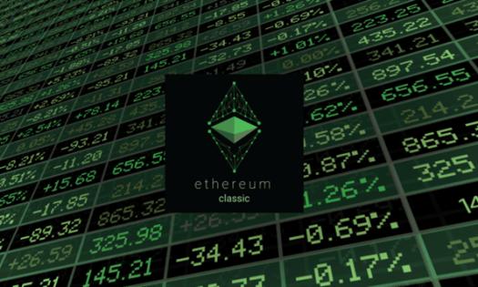Ethereum Classic уверенно растет
