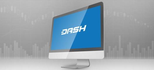 Криптовалюта Dash теперь на бирже Kraken