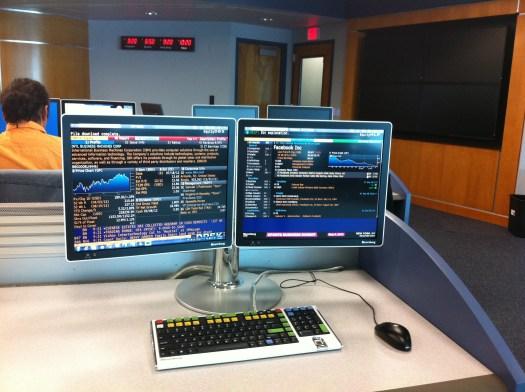 Ethereum Classic - первая криптовалюта в системе Bloomberg Terminal