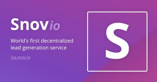 Snovio - децентрализованный веб-поиск