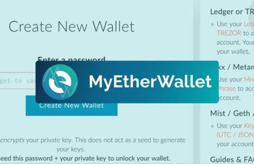 Хакеры похитили $15,8 тысяч у пользователейMyetherwallet