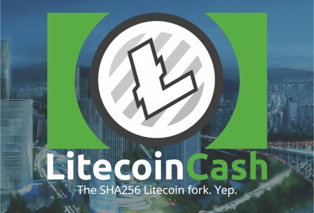 Хардфорк Litecoin Cash состоялся