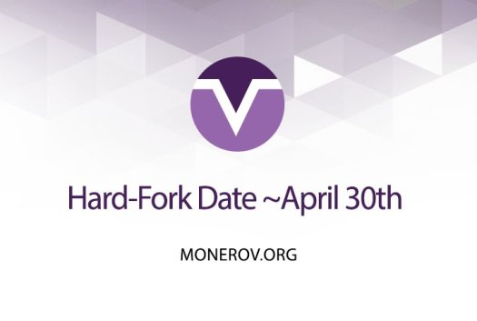 Хардфорк MoneroV перенесли на конец апреля