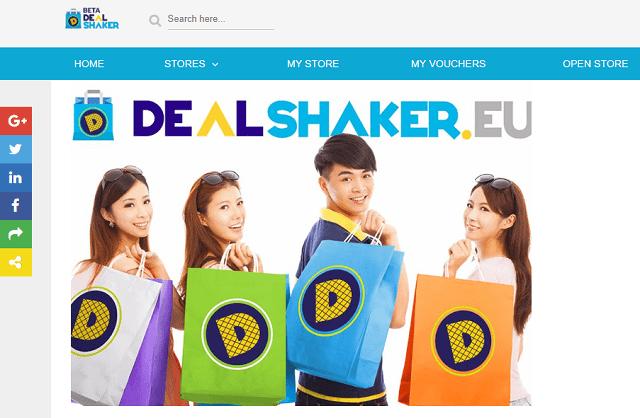 Встречайте новый DealShaker