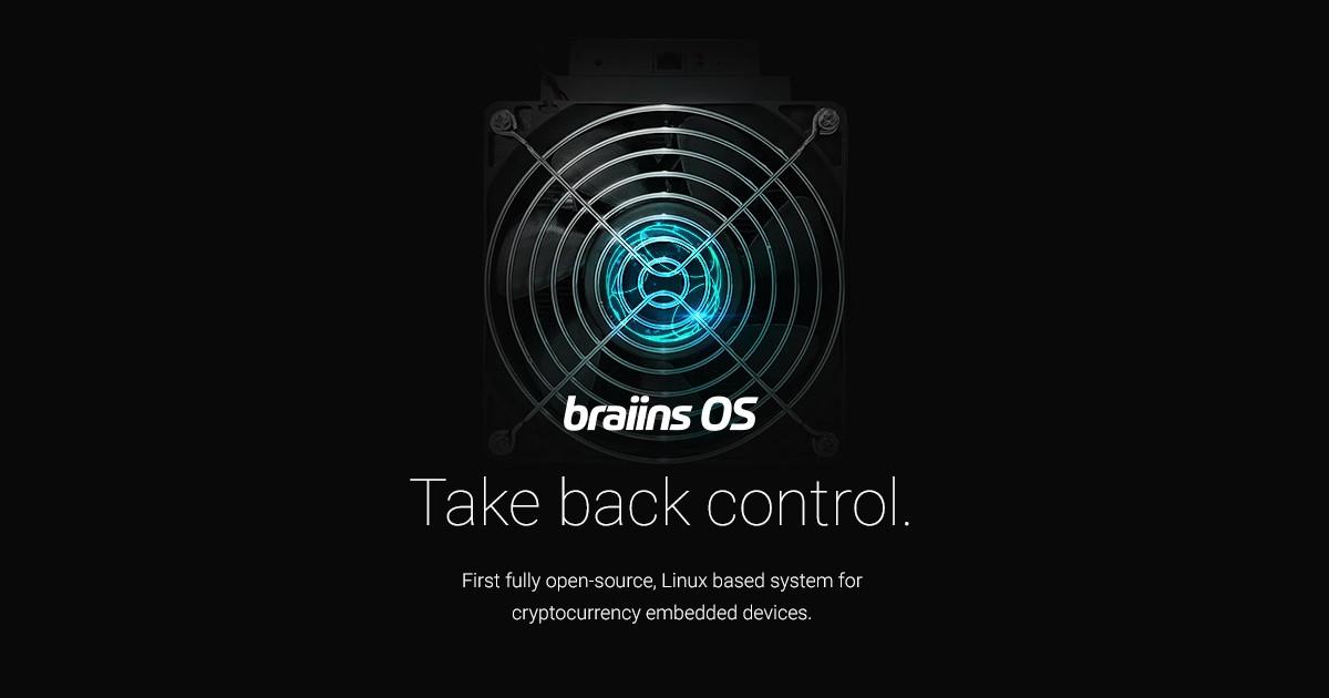 Braiins Systems выпустил операционную систему для майнеров