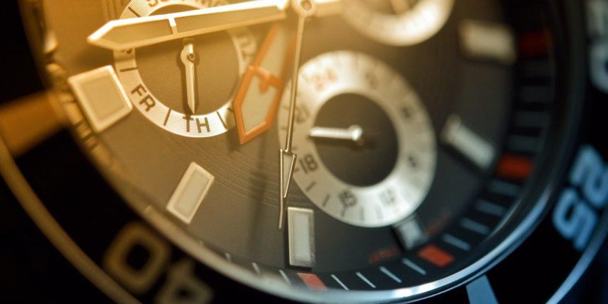 Встроенный криптокошелек в швейцарских часах за $100 тысяч