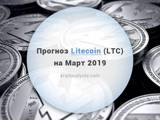 Прогноз Litecoin