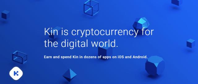 Лучшая криптовалюта 19 марта 2019 - KIN