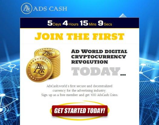 Як отримати монети AdsCash безкоштовно