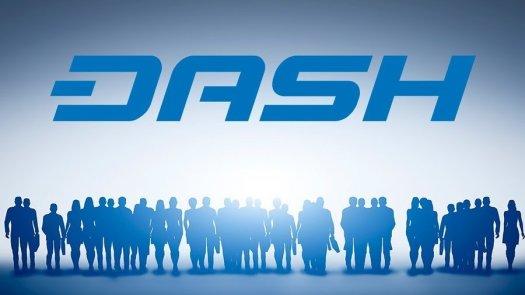 Dash стрімко зростає