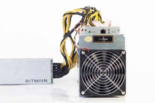 Новий майнер AntMiner L3 + Scrypt від Bitmain