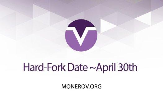 Хардфорк MoneroV перенесли на кінець квітня