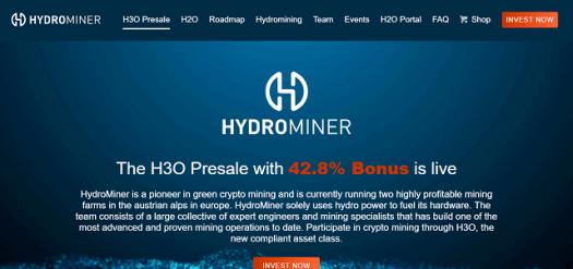 Огляд Hydrominer, 2018