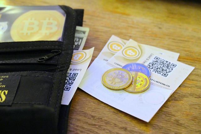 Як обміняти біткоіни на готівку